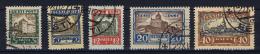 Estland: 1927 , Mi Nr 63 - 67 , Used - Estonie