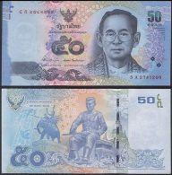 Thailand NEW - 50 Bath 2012 - UNC - Thailand