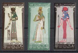 Egypt - 1968 Pharaonic Period Costumes MNH__(TH-12730) - Egitto