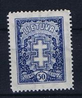 Lietuva/ Litauen: 1930, Mi 292 MH/*
