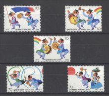 Korea (South) - 1986 Farmers Music MNH__(TH-235) - Korea (Zuid)