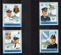 Falkland Islands - 1989 Falkland Battleships MNH__(TH-2242) - Falklandeilanden