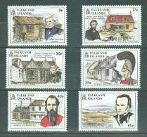 Falkland Islands - 1994 Founding Of Stanley MNH__(TH-9096) - Falkland Islands