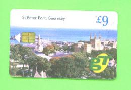 GUERNSEY - Chip Phonecard As Scan - Ver. Königreich