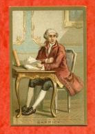 Chromo - David Garrick , Célèbre Acteur Anglais , Est Né En 1726 Et Est Mort Le 20 Janvier 1779 - Chromos