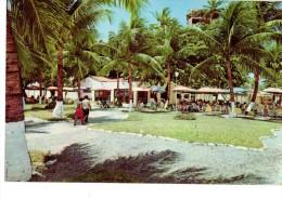 C P M ---AMERIQUE-----BRASIL----RECIFE  O Veleiro  Bar Restaurante    Voir  2  Scans - Recife