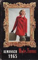 Almanach Modes Et Travaux 1965 - Mode