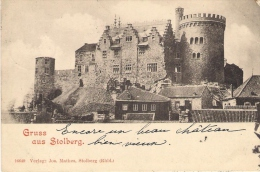 Gruss Aus Stolberg - Souvenir De...