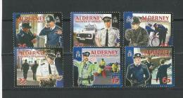 Alderney: 219/ 224 **  Police - Police - Gendarmerie