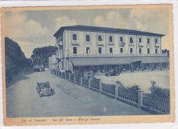 CARD  LIDO DI CAMAIORE ALBERGO OCEANO MOVIMENTATA    (LUCCA)  COME DA SCANNER -FG-V-2-0882-17152 - Italy