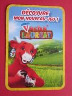 étiquettes De Fromage De La Vache Qui Rit  >>  Thème Du Bistrot Et De L'alimentation (recto-verso) - Cheese