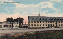Maine Sanford Sanford Mills