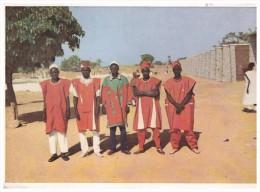 Nigeria Yan Bindigar  Sarkin Kano The Emir Of Kano Musketeers - Nigeria