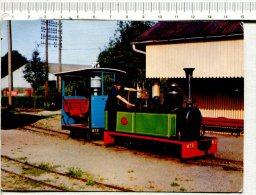 LOCOMOTIVE  020T Schneider  Construite En  1870 - Musée Des Transports De  PITHIVIERS - Eisenbahnen