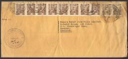 Meter Franking Cover From BELGIUM BELGIE 10.11.1982 - Bangladesh