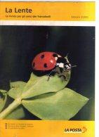 Rivista Ufficiale Poste Svizzere La Lente N.3 Del 2002 Con Listini E Offerte. - Cataloghi Di Case D'aste