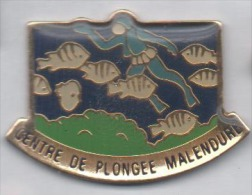 Plongée , Homme Grenouille , Centre De Plongée Malendure , Guadeloupe - Tauchen