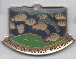 Plongée , Homme Grenouille , Centre De Plongée Malendure , Guadeloupe - Duiken