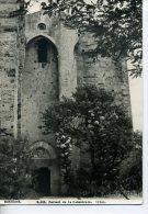 CP34531 - VILLENEUVE LES MAGUELONE - Portail De La Cathédrale De Maguelone - Sonstige Gemeinden