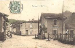 MEURTHE ET MOSELLE 54.RAMBERCOURT LA GARE - France