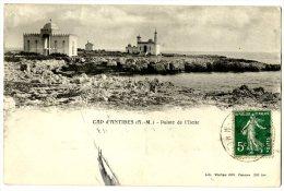 06  CAP D'ANTIBES  POINTE DE L'ILETTE - Cap D'Antibes - La Garoupe