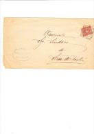 ITALIA  1899  - Sassone  66 -  Su Documento Da  Montegarotto A Serra De Conti - 1878-00 Umberto I
