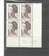 Y Et T   No 2243  Neuf XX     10 05 1983 - Coins Datés