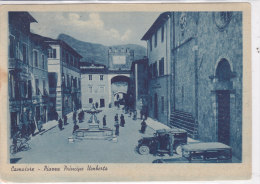 CARD  CAMAIORE  PIAZZA PRINCIPE UMBERTO  (LUCCA)     COME DA SCANNER -FG-VSF-2-0882-17194 - Altre Città
