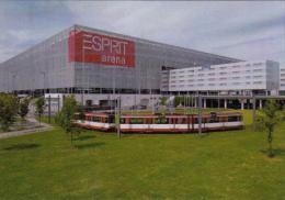 CPA ESPRIT ARENA IN DUSSELDORF STADIUM, STADE - Stadiums