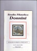 Donnini 2002. - Cataloghi Di Case D'aste