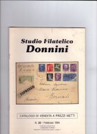 Donnini 1994. - Cataloghi Di Case D'aste