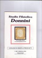 Donnini 2003. - Cataloghi Di Case D'aste