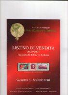Strippoli 2004. - Cataloghi Di Case D'aste