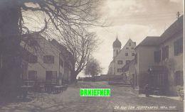Hoher Peissenberg, Auf Dem Peissenberg, Foto-AK Um 1910 - Weilheim