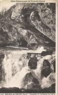 BOURG DE SIROD  - 39 -  Cascade De La Perle De L'Ain  -  210813 - Andere Gemeenten