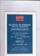 Di Tommaso 2003. - Cataloghi Di Case D'aste