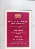 Di Tommaso 2000. - Cataloghi Di Case D'aste