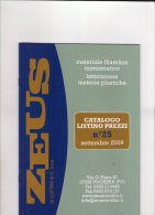 Zeus 2009. - Cataloghi Di Case D'aste