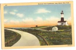 Montauk Point Lighthouse - Long Island