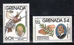 Grenada - 1986 Gandhi Etc MNH__(VS-698) - Grenada (1974-...)