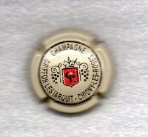 CAPSULE   GRIFFON-LESTARQUIT    Ref  1   !!!! - Champagne