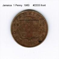 JAMAICA    1  PENNY  1960  (KM # 36) - Jamaica