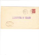 ITALIA  1900 -  Sassone 60 Su  Foglio Da Ancarano A Teramo - 1878-00 Umberto I