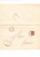 ITALIA  1901 -  Sassone 60 Su  Foglio Da Torre Dei Passeri A Teramo - 1878-00 Umberto I
