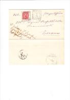 ITALIA  1894-  Sassone 38   Su  Invio Da  Castiglione Della Valle A Teramo - 1878-00 Umberto I