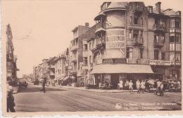 """De Panne - La Panne """"Boulevard De Dunkerque """" Patisserie Robinson - Tea- Room- Stella Artois - V. Citroen Etc. - De Panne"""