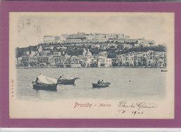 PROCIDA - Marina - Napoli