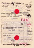 KÖLN 1927 Dreiring Werke Seifenfabriken Savonnerie - Allemagne
