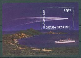 Grenada Grenadines - 1986 Halley´s Comet Block MNH__(TH-7501) - Grenade (1974-...)