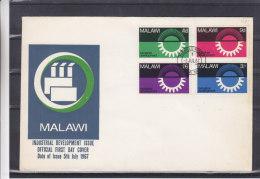 Industrie - Malawi - Lettre De 1967 ° - Malawi (1964-...)